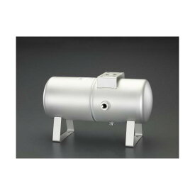 """エスコ(esco) Rc1/2"""" 増圧弁用エアタンク EA153SN-24 1個"""