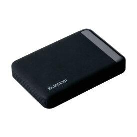 エレコム エレコム USB3.0 ポータブルハードディスク ハードウェア暗号化 パスワード保護 1TB   e:DISK Safe Portable 43 x 121 x 169 mm ELP-EEN010UBK