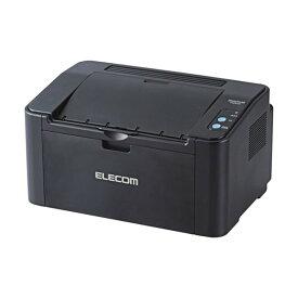 エレコム モノクロレーザープリンター EPR-LS01W 1台