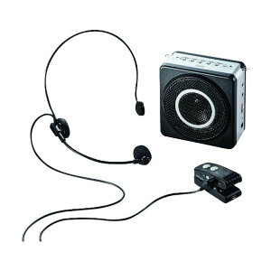 SANWA SANWA ワイヤレスポータブル拡声器 322 x 220 x 80 mm MM-SPAMP5