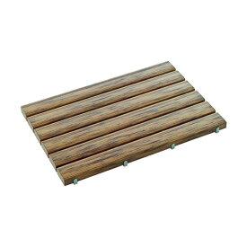 テラモト テラモト 抗菌安全スノコ(組立品)600×1800木調 1800 x 600 x 48 mm 1個