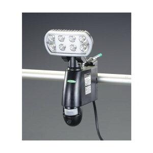 エスコ(esco) AC100V LEDセンサーライト(50Hz/カメラ付) EA864CA-200A 1台
