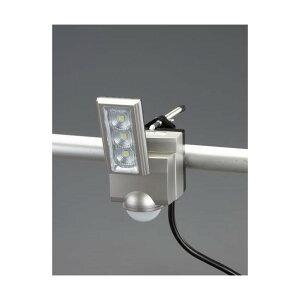 エスコ(esco) AC100V/11.0W LEDセンサーライト(1灯) EA864CB-161A 1個