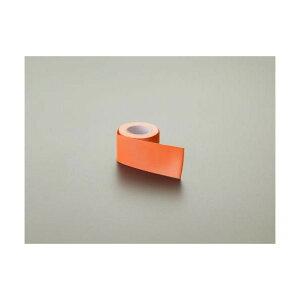 エスコ(esco) 30mmx10m/0.4mm 反射シート(蛍光オレンジ) EA911AR-57 1個