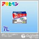 アサヒペン 油性シーラー 透明(クリヤ) 7L アサヒペン 防虫 防腐塗料 ペンキ
