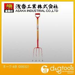 金象印ホーク4B(30032)浅香スコップ・土工農具ホーク