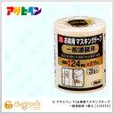 アサヒペン PCお得用マスキングテープ 一般塗装用 24mm×18m 220820 3 巻