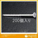 エスコ 3.8x38mm打込みビス[ステンレス]200本 (EA945VC-38)
