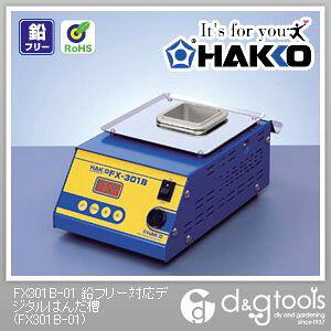 白光(HAKKO) ハッコーFX−301B100V2極接地プラグ FX301B-01 1台