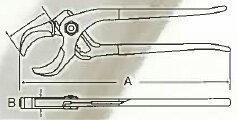 【五十嵐プライヤー】ソフトタッチワイド(WL-270S)
