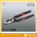 KTC コンビネーションプライヤ(ソフトグリップ付)D.PAT. PJ-150