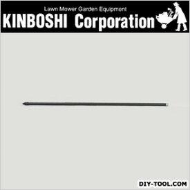 ゴールデンスター/キンボシ 鹿ネット用支柱 黒 25mmx210cm 7626