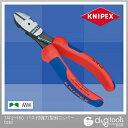 クニペックス バネ付強力型斜ニッパー(SB) 7412-160