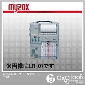 マイゾックス レベルレコーダー 検査付 (LR-07K)