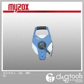 マイゾックス 3Xスチロン 30m (NR30X) 巻尺巻尺 コンベックス メジャー