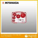 ミヤナガ エスロックシャンクシステム S-LOCKバイメタルホールソープラマス用ボックスキット ストレートシャンク (SL…