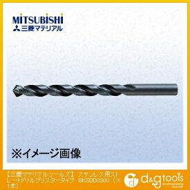 三菱マテリアル ステンレス用ストレートドリルブリスタータイプ MMCA5514 1 本