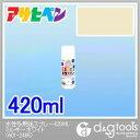 アサヒペン 水性多用途スプレー ミルキーホワイト 420ml