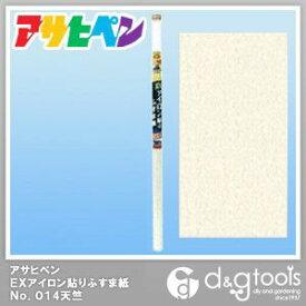 アサヒペン EXアイロン貼りふすま紙 天竺 幅95cm×長180cm No.014