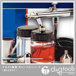 アネスト岩田キャンベル エアーブラシ キャンベルシリーズ エアホース接続ねじ (MX2900)