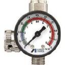 アネスト岩田 ストレートタイプ手元圧力計 (AJR02SVG)