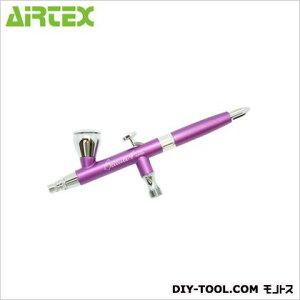 エアテックス エアブラシビューティ4ラベンダー(仕様) 0.2mm XP-B4AーP