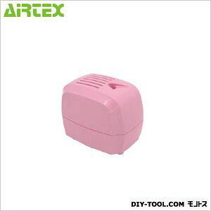 エアテックス コンプレッサーAPC010minimoピンク 幅130×奥行90×高さ100(mm) APC010-5