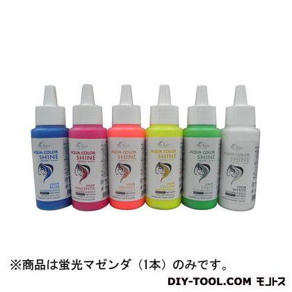 エアテックス エアーフェアリーアクアカラーシャイン 蛍光マゼンタ 60ml (ARY-HCS1)