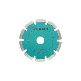 旭ダイヤモンド工業 ドライカッターグリーン 125x1.9x22mm