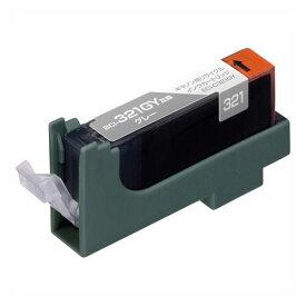 エコリカ リサイクルインク キヤノン互換 グレー (ECI-C321GY)  文具・OA機器 文具・事務用品