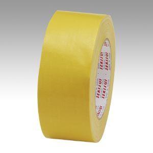 積水化学 カラー布テープNO.600 50X25 黄 (NO.600 50X25)  文具・OA機器 文具・事務用品