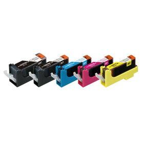 エコリカ リサイクルインク キヤノン互換 5色パック (ECI-C320+3215P/BOX)  文具・OA機器 文具・事務用品