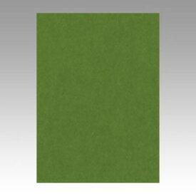文運堂 ニューカラー 4切 オリーブ (4NCR-316)  文具・OA機器 文具・事務用品