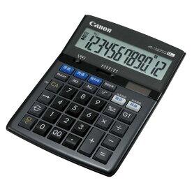 キヤノン 電卓 商売計算シリーズ 12桁 (HS-1220TSG)  文具・OA機器 文具・事務用品