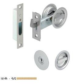 アトムリビンテック TKSチューブラ鎌錠シリンダー錠 SG バックセット51mm TKS51-CYT 070036