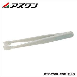 アズワン プラスチックピンセット 114mm 7-159-02 1個