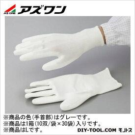 アズワン PUクール手袋オーバーロック 大箱 L (2-2131-52) 1箱(10双/袋×30袋入)