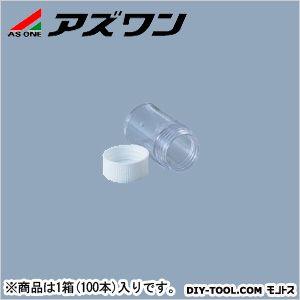 アズワン スチロールねじ瓶 14ml 4-1024-03 1箱(100本入)