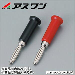 アズワン バナナ型チップ 赤 46.5mm 8-052-02 1ケース(10個入)