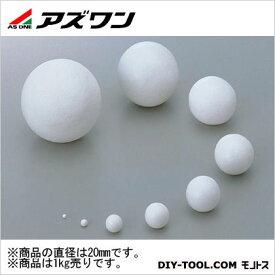 アズワン アルミナボール φ20mm 5-4043-09