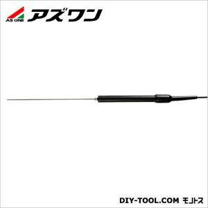アズワン 防水デジタル温度計 細径センサー φ2×150mm (2-3799-12)