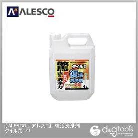 カンペハピオ 復活洗浄剤 タイル用 4L kanpe 洗浄剤 洗浄剤