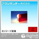 アクリサンデー 板(色透明) 赤 180×320×2(mm) 102 SS 2