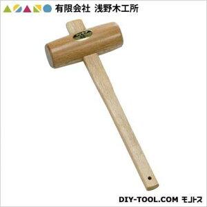 浅野木工所 サンモク木槌(本樫) 75mm (16105)
