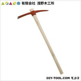 浅野木工所 バチヅル1.5kg柄付 (鍬型・バチ型)(鍛造品) (24050)