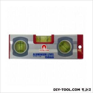 ARC ARC アルミ水平器 マグネット付 150mm 水平器 水平 水平機