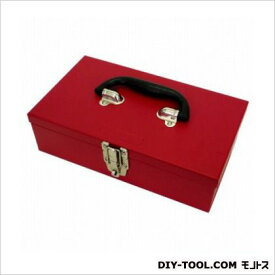アークランドサカモト 角型スチール工具箱 赤 (TB105A 赤) アークランドサカモト 工具箱 ツールボックス スチール