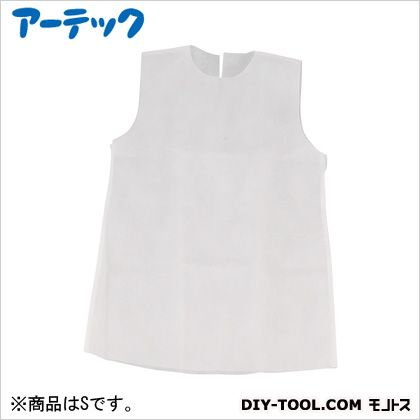 アーテック 衣装ベース S ワンピース 白 (2159)