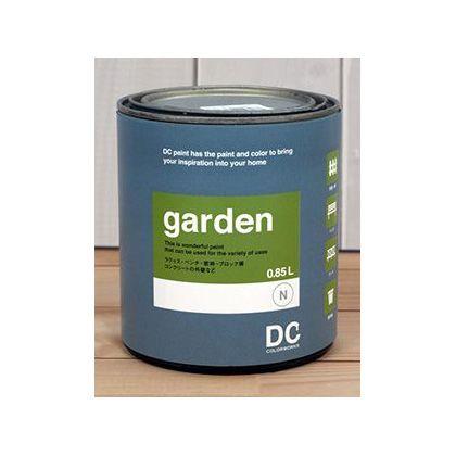 DCペイント 屋外用 多用途 ペンキ Garden 【0329】Knit Cardigan 0.9L DC-GQ-0329 塗料 ペイント ラティス