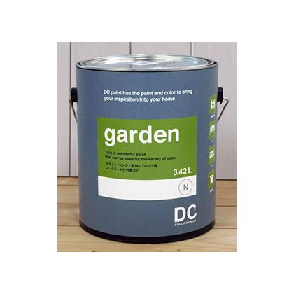 DCペイント 屋外用 多用途 ペンキ Garden 【0329】Knit Cardigan 3.8L DC-GG-0329 塗料 ペイント ラティス